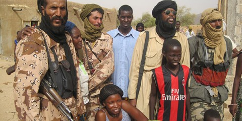 Guerra de Mali 2012
